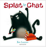 L'album Splat le chat