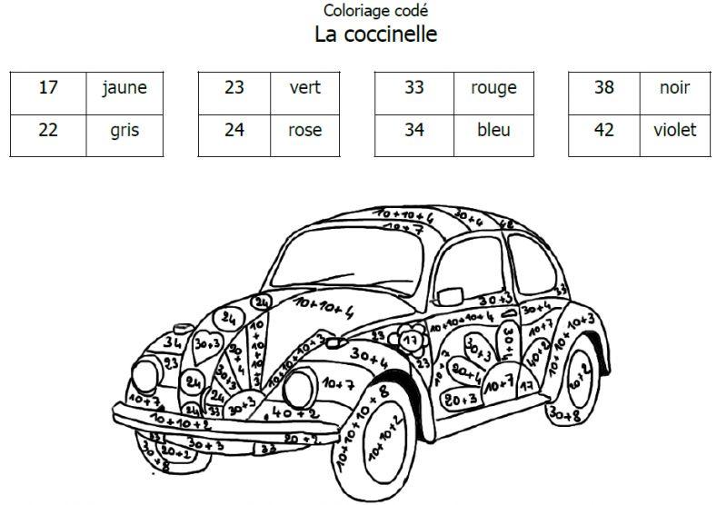 Pictures of coloriage magique maternelle imprimer - Coloriage a code ...