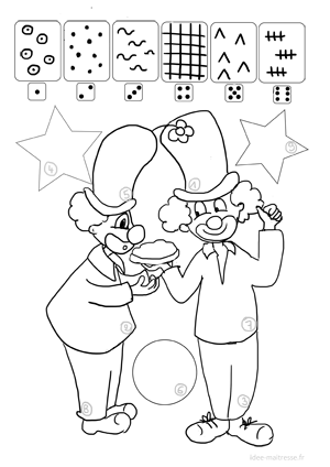 Cirque archives - Coloriage cirque maternelle ...