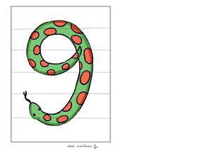 Le neuf des puzzles Maths