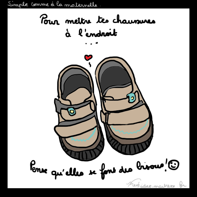 chaussures-a-l'endroit