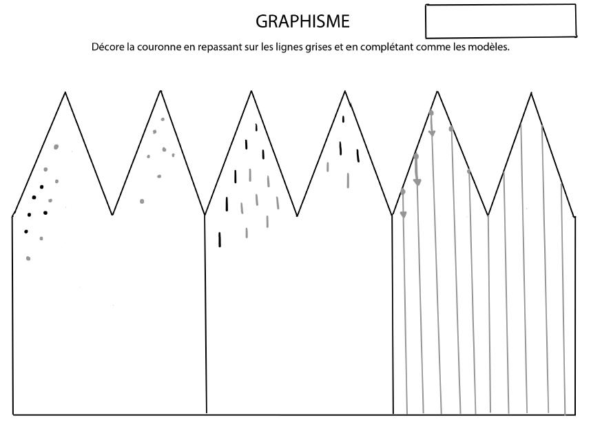 Exercices De Graphismes Pour La Maternelle Et Le Primaire