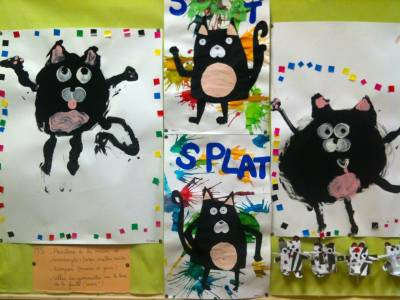 Splat Le Chat